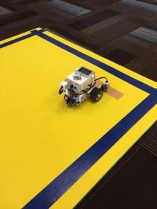 EV3 道案内ロボット